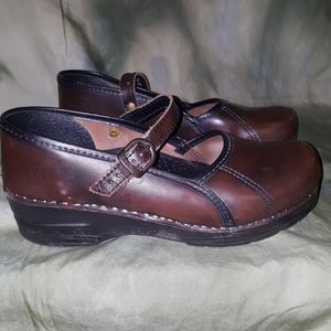 Dansko Mary Jane shoes size 38